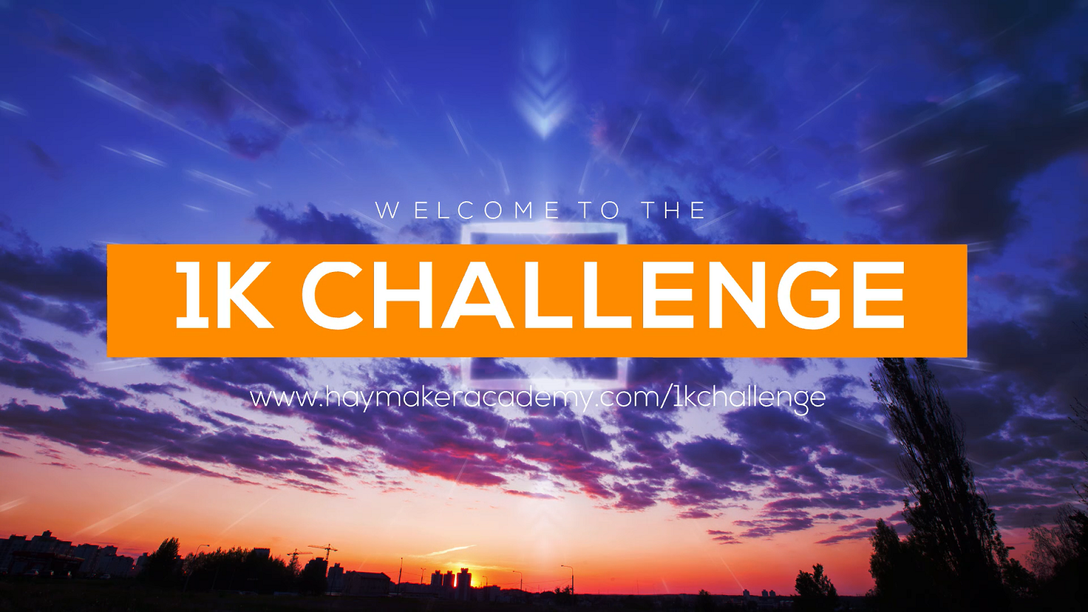 Africa 1k Challenge Videoa